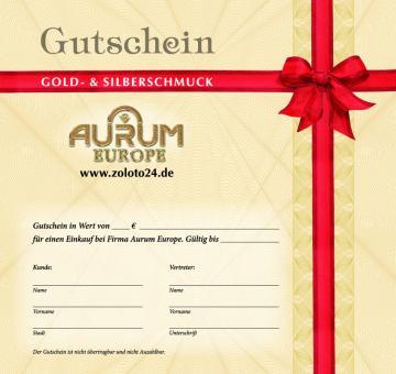 AURUM Gutschein